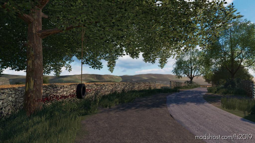 Tree Detail Pack (Prefab) for Farming Simulator 19