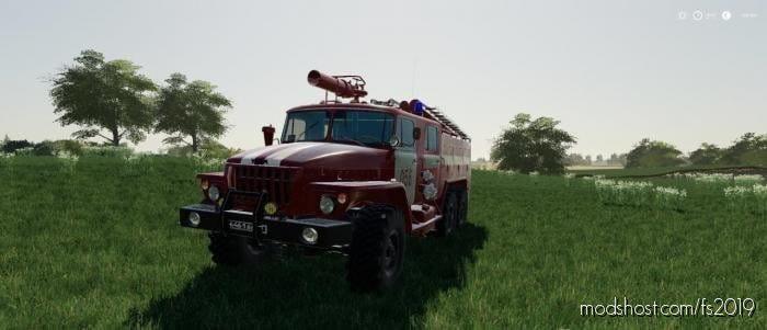 Ural 43202 AC40 for Farming Simulator 19