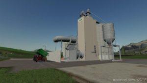 Riela Grain Silo for Farming Simulator 19