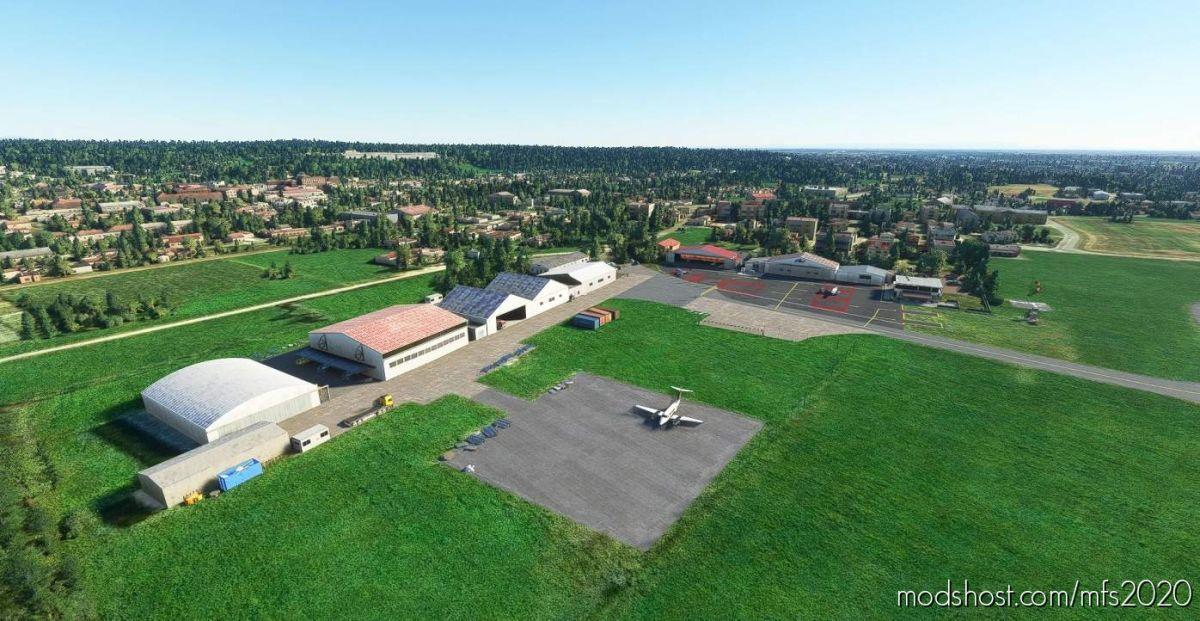 Liln Aeroporto DI Venegono – Varese for Microsoft Flight Simulator 2020