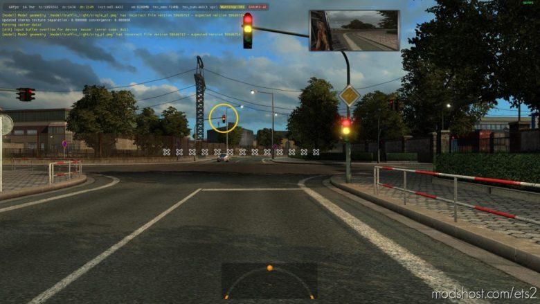 Duplicate Traffic Light [1.38.X] for Euro Truck Simulator 2