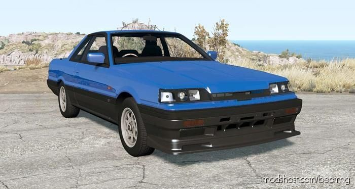 Nissan Skyline Gts-R (KHR31) 1987 for BeamNG.drive