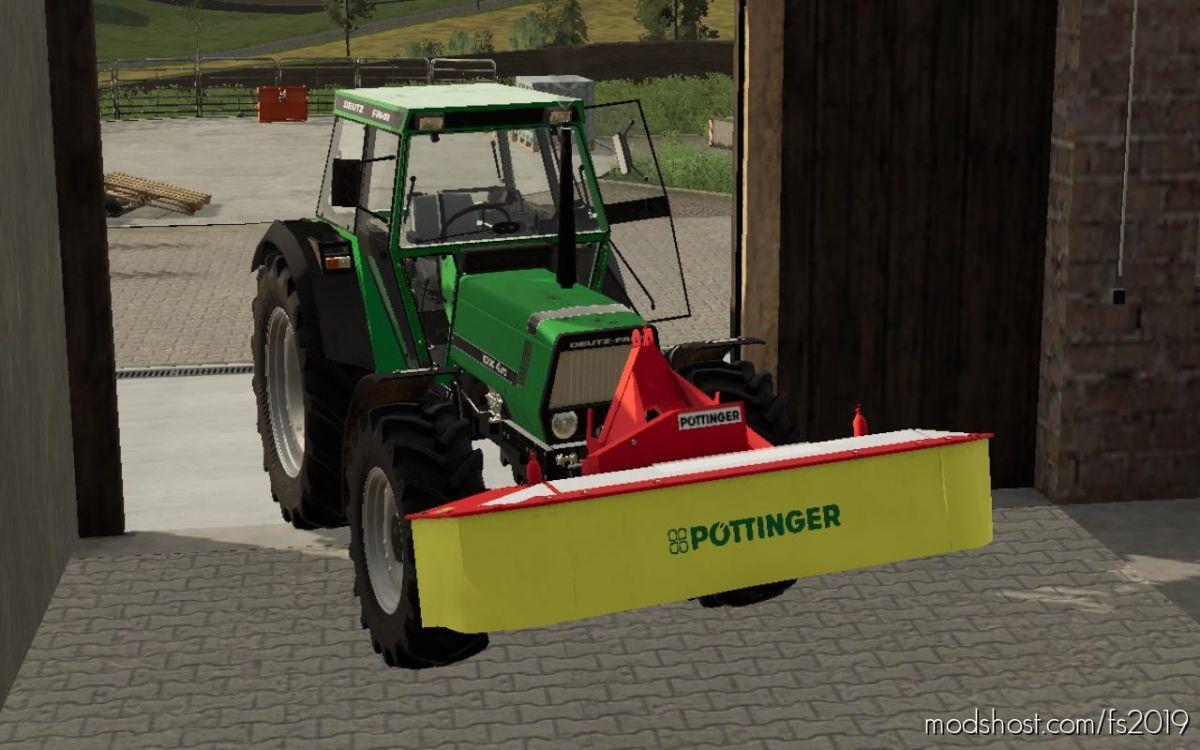 Poettinger CAT 260 for Farming Simulator 19