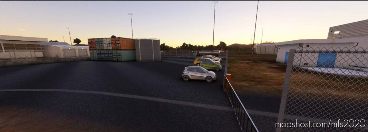 Kybong Aerodrome Gympie – Ygym for Microsoft Flight Simulator 2020
