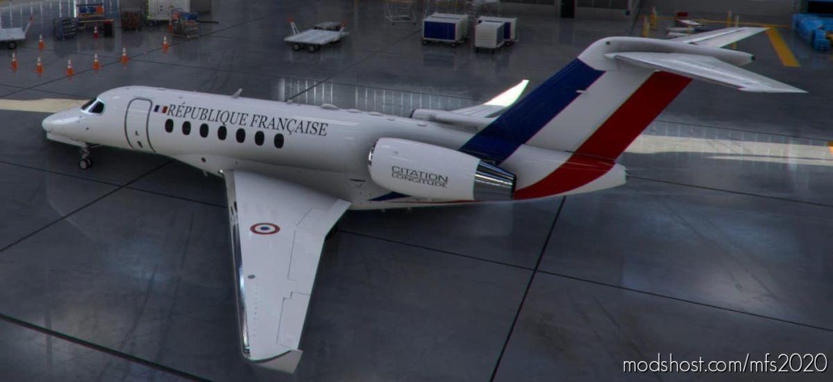 Longitude Etec for Microsoft Flight Simulator 2020