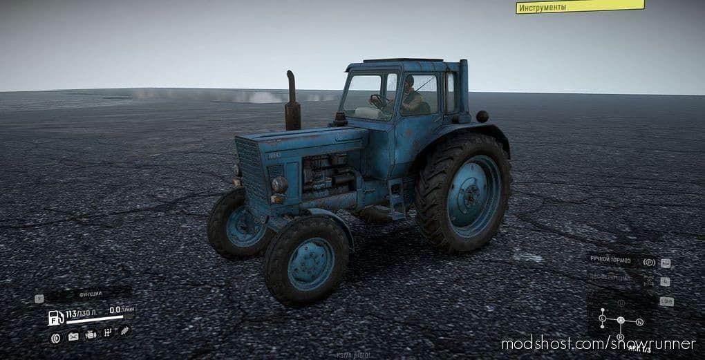 MTZ-80 Tractor V1.1 for SnowRunner