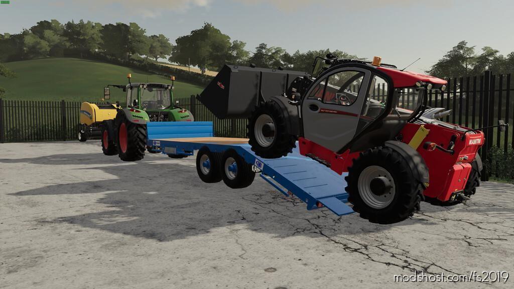 Kane LBT 16 TON for Farming Simulator 19