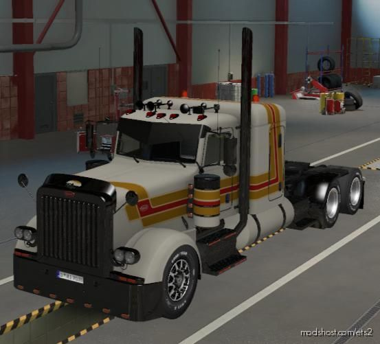 Peterbilt 389 Custom [1.39] for Euro Truck Simulator 2