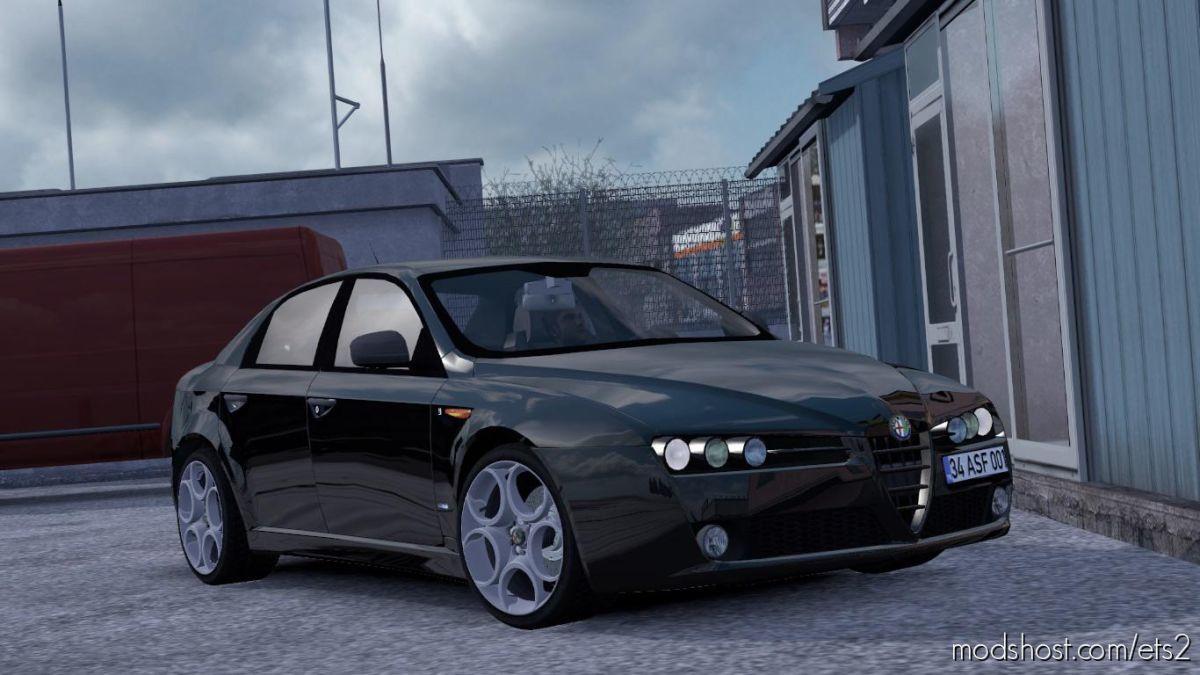Alfa Romeo 159 V1R50 [1.39] for Euro Truck Simulator 2