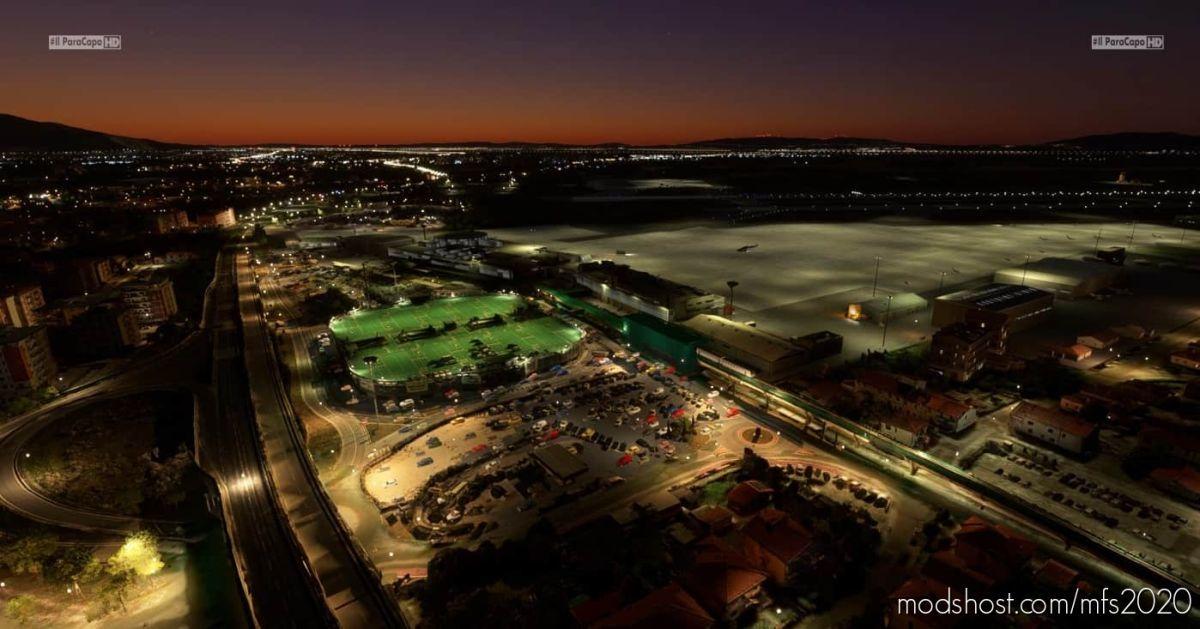 Italy – Pisa + Aeroporto for Microsoft Flight Simulator 2020