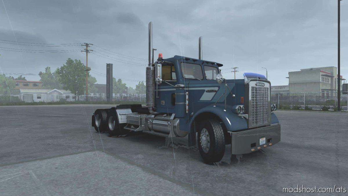 Freightliner Flc12064T Truck V1.0.3 for American Truck Simulator