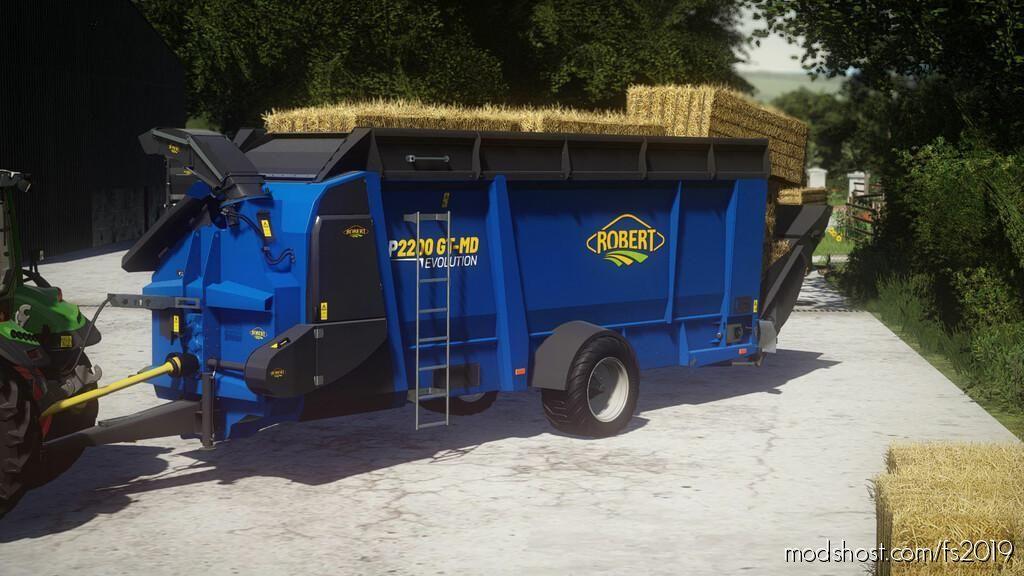 Robert P2200 for Farming Simulator 19