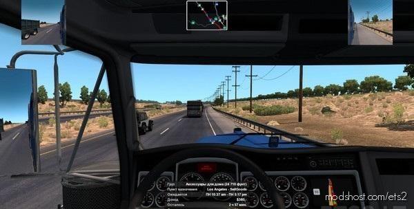 Route Advisor Mod Collection V5.1 [ETS2 & ATS V1.38-1.39] (UPD 06.11.20) for Euro Truck Simulator 2