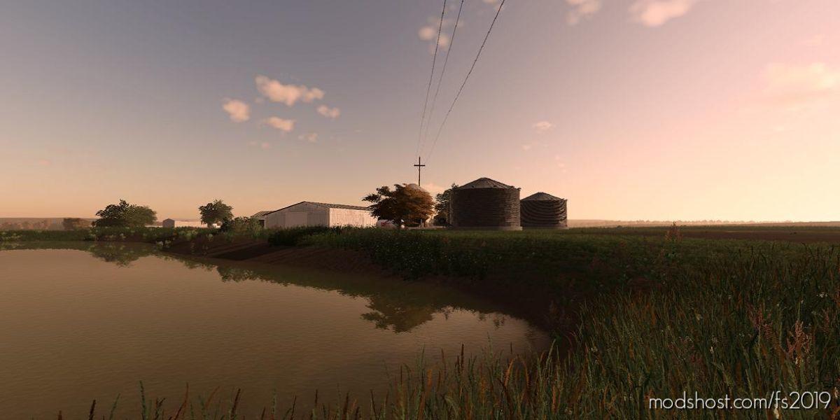 Clarke Farms for Farming Simulator 19