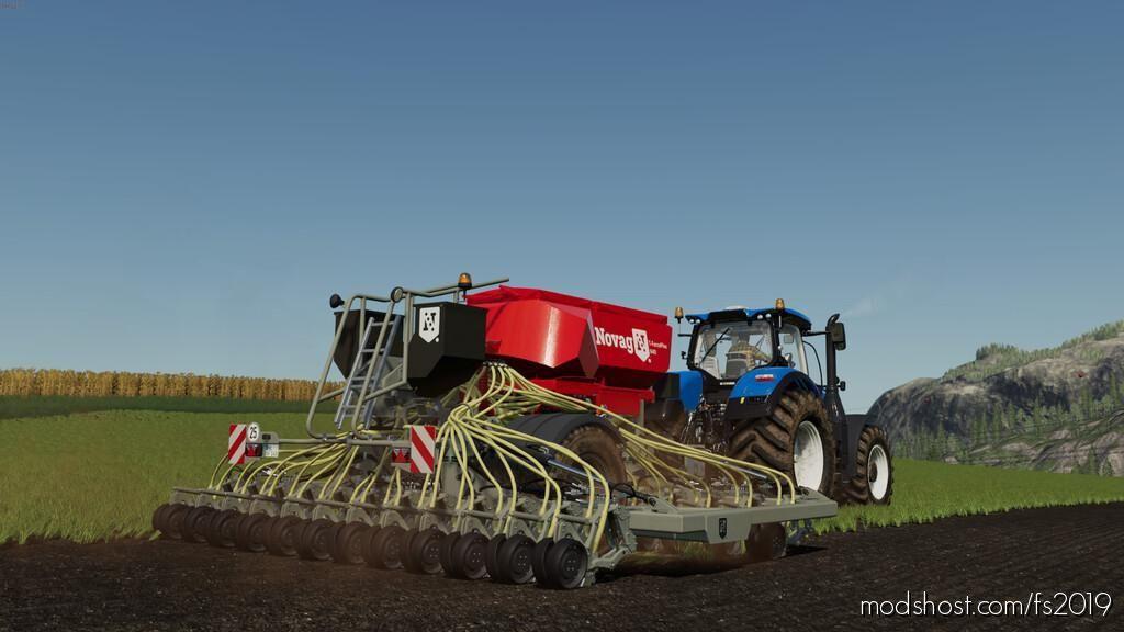 Novag T-Force Plus 640 for Farming Simulator 19