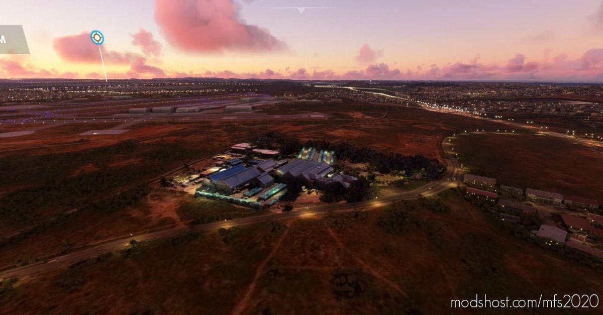 Waterkloof Buildings 1(Pretoria) for Microsoft Flight Simulator 2020