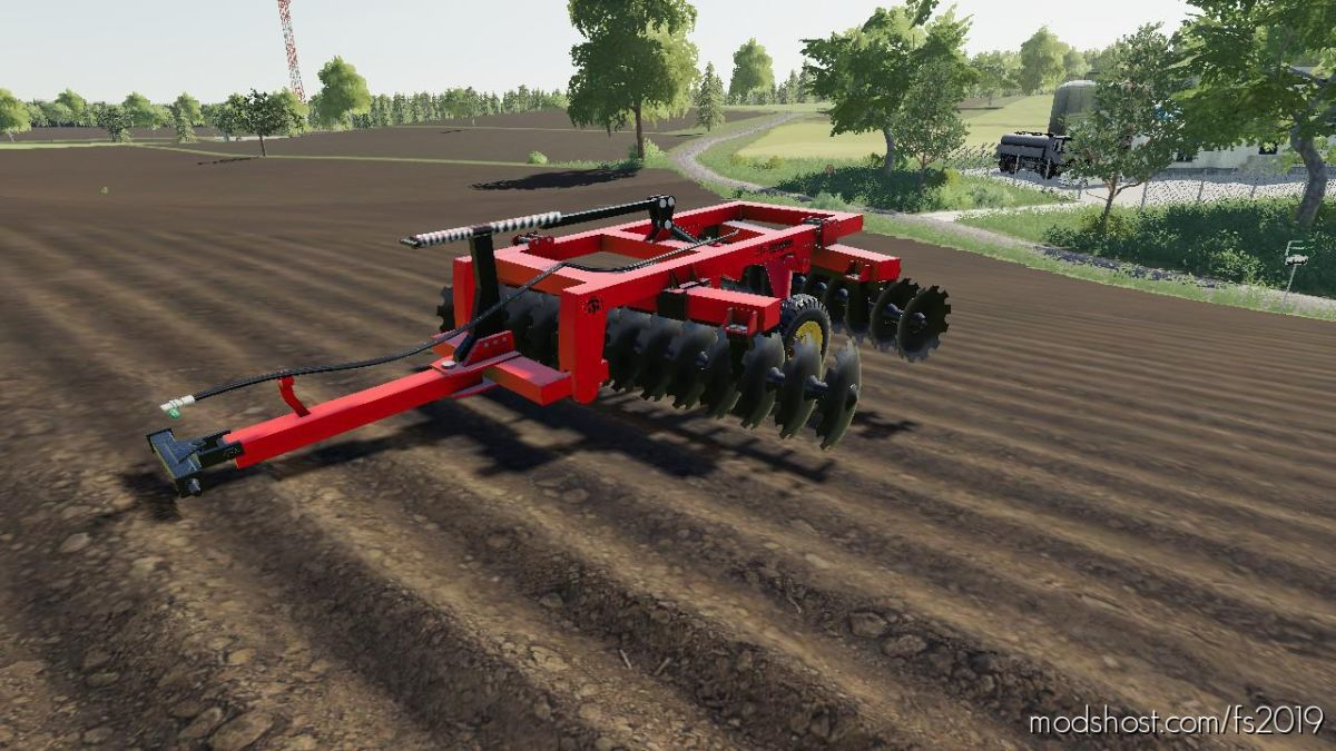 Ozermak Goble for Farming Simulator 19