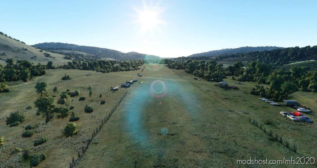 RED Deer Forestry, AB (CFR7) for Microsoft Flight Simulator 2020