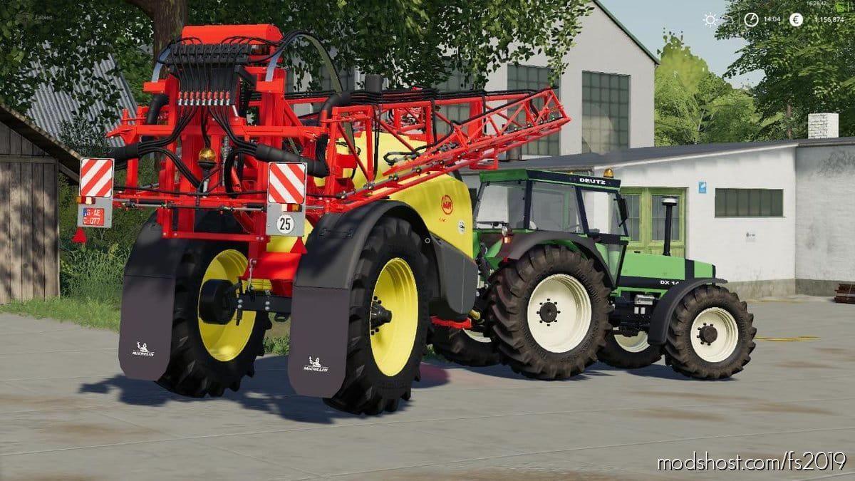 Vicon IX Track for Farming Simulator 19
