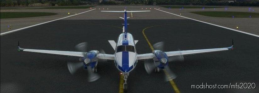 Concept Nasa Plane for Microsoft Flight Simulator 2020