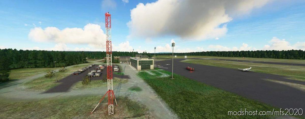 Williams Lake British Columbia Cywl for Microsoft Flight Simulator 2020