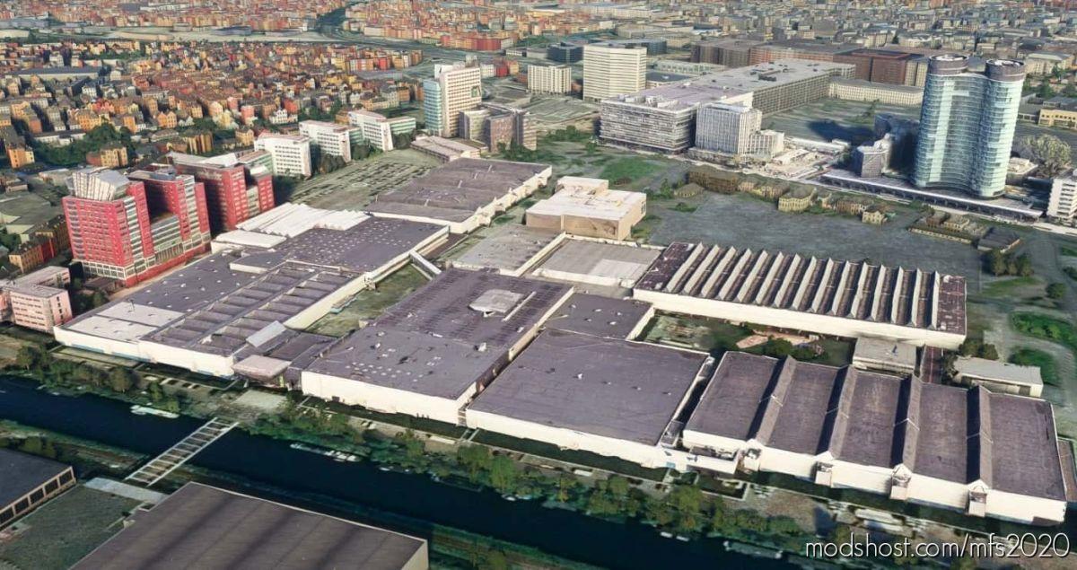 Jaarbeurs Utrecht for Microsoft Flight Simulator 2020