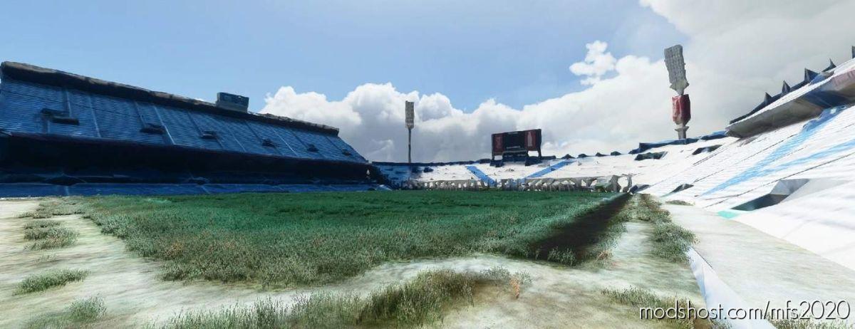 Estadio JOSé Amalfitani – Argentina for Microsoft Flight Simulator 2020