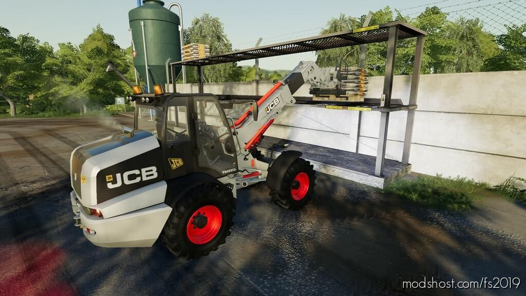JCB TM-320E for Farming Simulator 19
