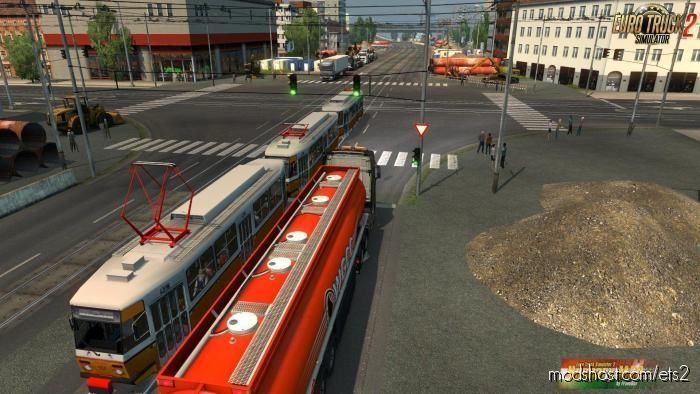 Hungary Map V0.9.28A [1.39] for Euro Truck Simulator 2