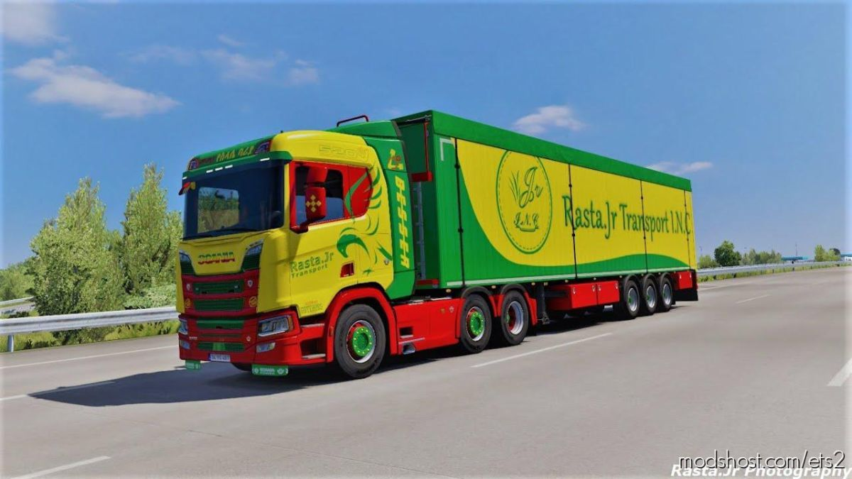 Scania V8 Sound R950 Konstantinidis V2.0 for Euro Truck Simulator 2