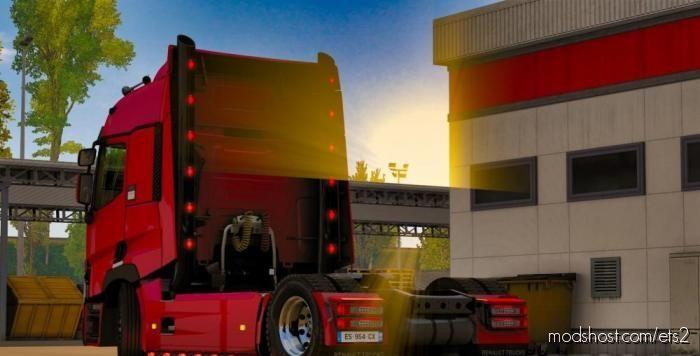 Pack Tuning Renault Range T V0.2B for Euro Truck Simulator 2