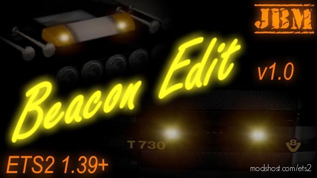 Beacon Edit for Euro Truck Simulator 2