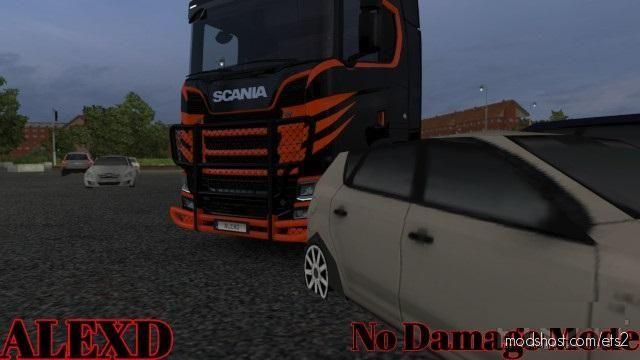 Alexd NO Damage Mod [1.39.X] for Euro Truck Simulator 2