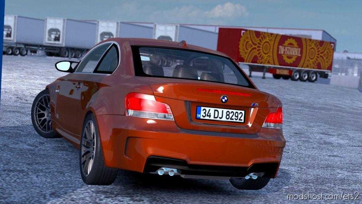 BMW 1M E82 V1R50 [1.39] for Euro Truck Simulator 2