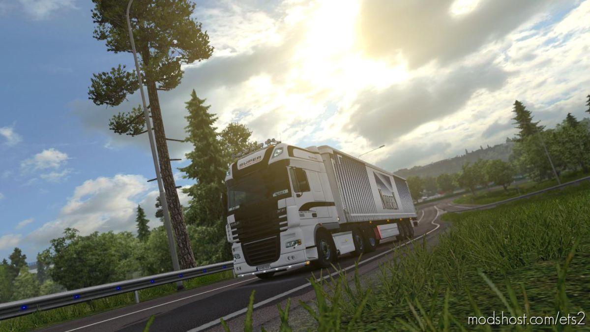 Realism 13 [1.39] for Euro Truck Simulator 2