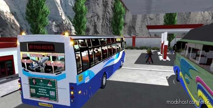 Tnstc BUS Mod [1.31 – 1.39] for Euro Truck Simulator 2