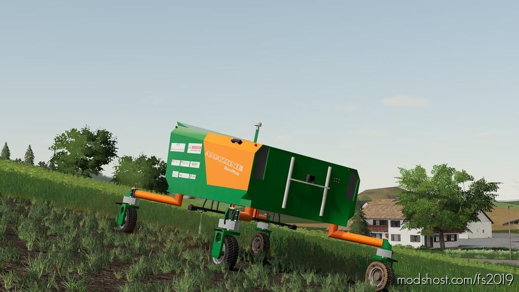 Solar Battery Script for Farming Simulator 19