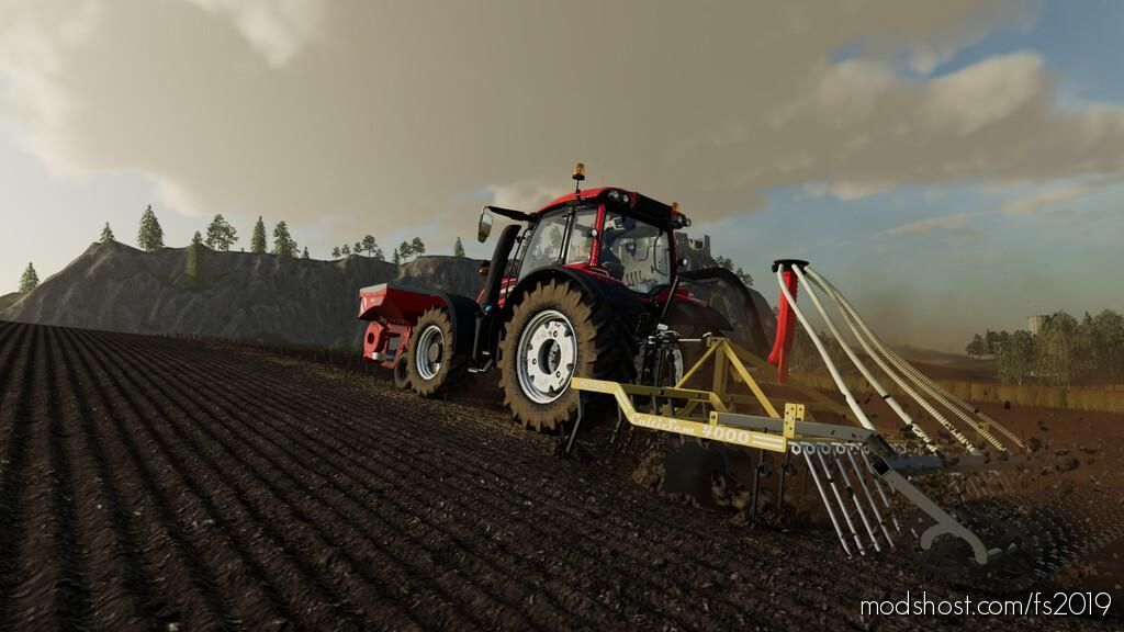 Cultisem 4000 for Farming Simulator 19