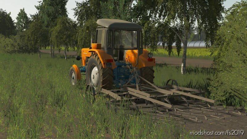 Cultivator for Farming Simulator 19
