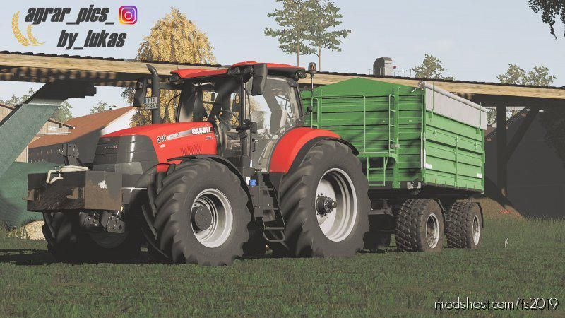 Case Puma CVX 185-240 V2.0 for Farming Simulator 19