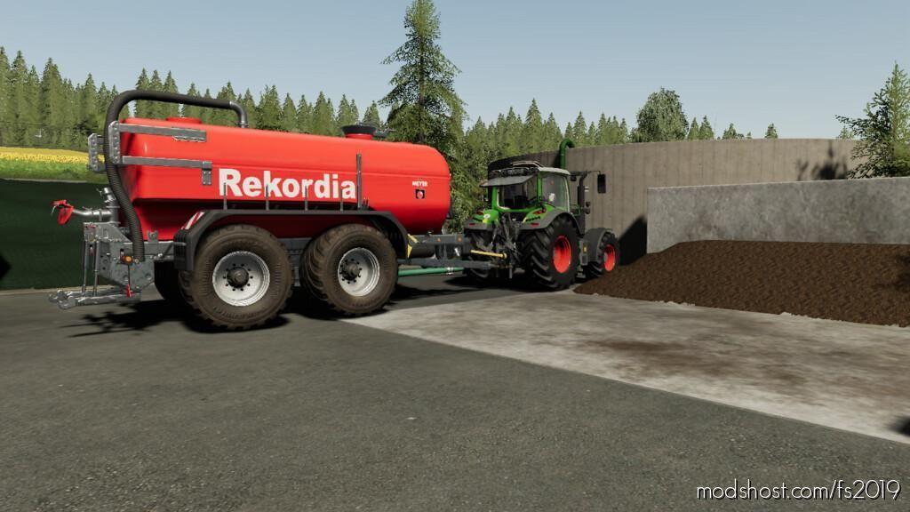 Meyer Rekordia 18500 for Farming Simulator 19