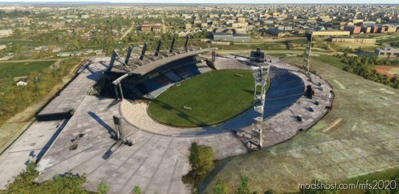 Estadio JOSé María Minella – MAR DEL Plata – Argentina – Club Atlético Aldosivi for Microsoft Flight Simulator 2020