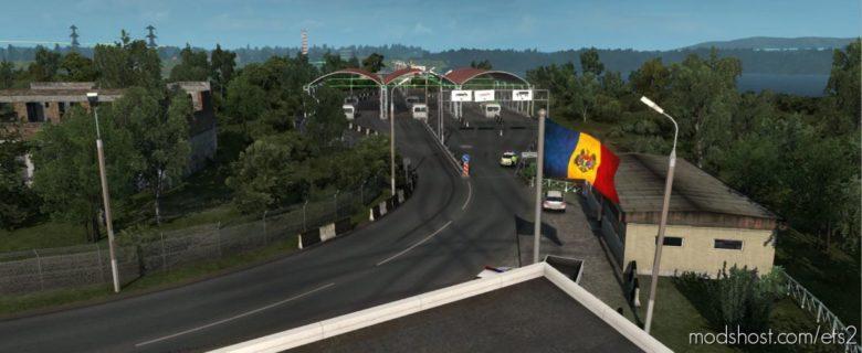 E58 Add-On For Promods V0.2 For Promods 2.51 for Euro Truck Simulator 2