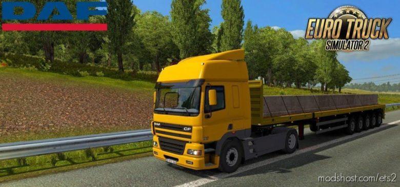 DAF CF/LF [1.38-1.39] for Euro Truck Simulator 2
