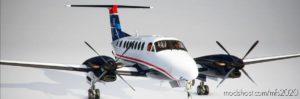 Beechcraft King AIR 350I US Airways Express for Microsoft Flight Simulator 2020