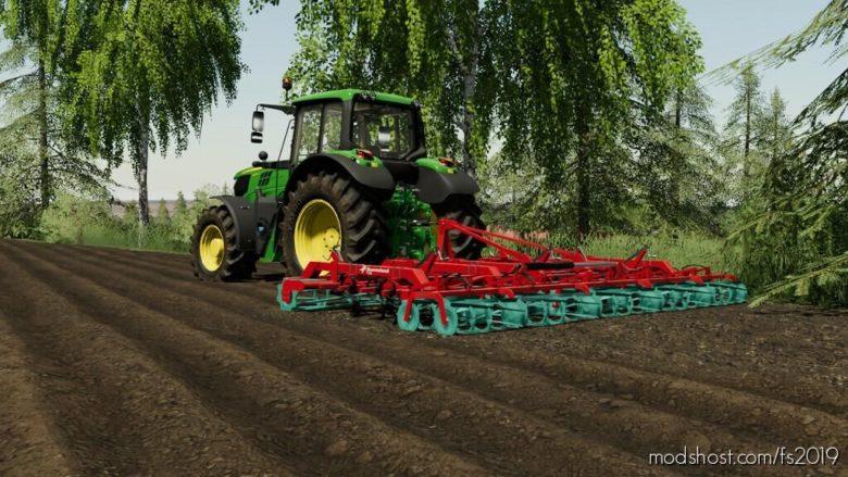 Kverneland TLG 600 V1.2.0.1 for Farming Simulator 19