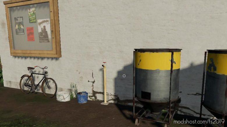 Water Standpipe V1.0.1.0 for Farming Simulator 19
