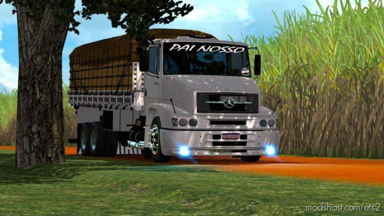 Trucks For EAA Map [1.39] for Euro Truck Simulator 2