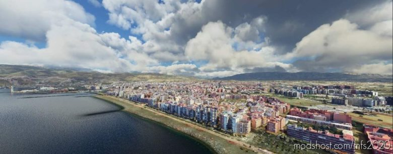 Almeria, Espana for Microsoft Flight Simulator 2020