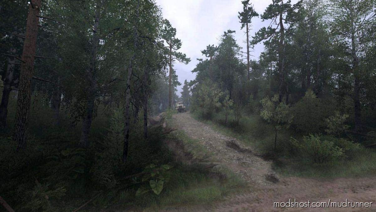 Agricultural 3 Map V12.11.20 for MudRunner
